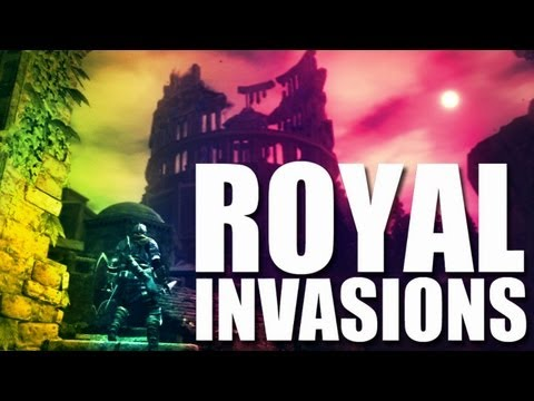 Dark Souls - Royal Invasion 3