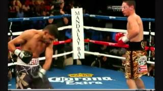Amir Khan Vs Danny Garcia Knockout