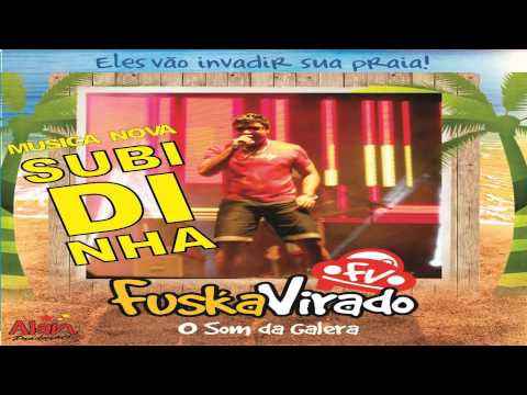 SUBIDINHA   FUSKA VIRADO (VERÃO 2014)