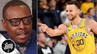 Paul Pierce: Stephen Curry is the MVP | The Jump