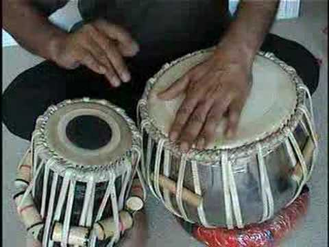 Tabla lesson 3 by Venkat