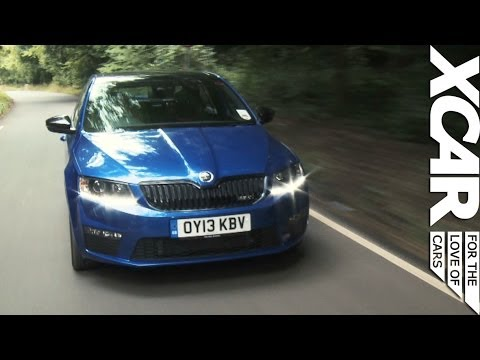 Skoda Octavia VRS: Everything you need?