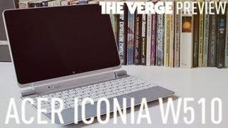 Acer Iconia W510 İnceleme