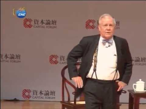 Jim Rogers - US Dollar will Disappear, China's RMB is the future (12Sep13)