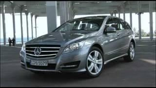 New Mercedes-Benz R-Class 2011 Trailer videos