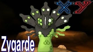 Pokemon X And Y: How To Catch Zygarde + Timespace Orbs