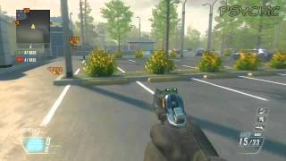 Black Ops 2 Glitches How To Get Out Of The Map Rush Solo