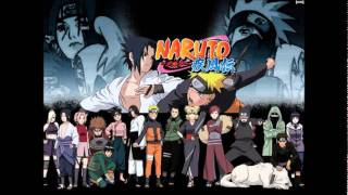 Naruto Shippuuden Ending 2 Michi ~To You All~ ((full