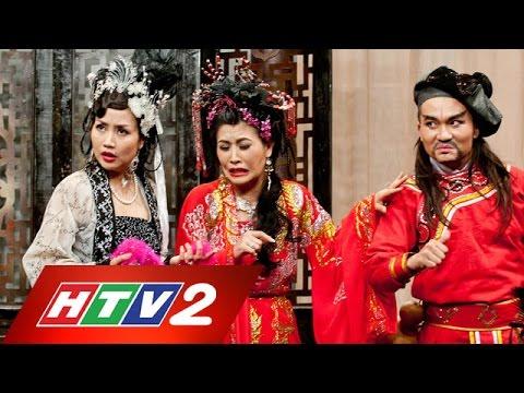 Tài tiếu tuyệt (mùa 2)-Thứ thách-Kiều Oanh, Lê Huỳnh, Lê Tư - HTV2