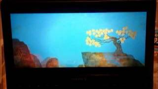 Opening To Kung Fu Panda 2 2011 DVD