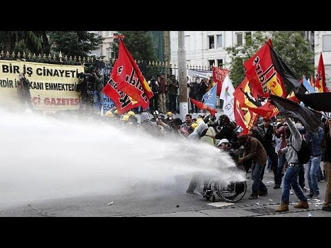 Turkey: protests in Istanbul and Ankara over mine disaster