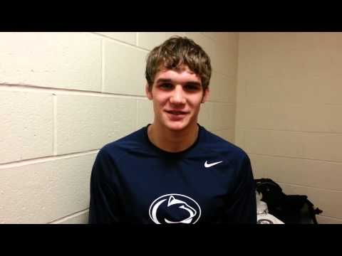 Penn State Post-Boston Dual Meet Interview