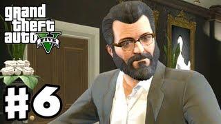 Grand Theft Auto 5 Gameplay Walkthrough Part 6 Casing