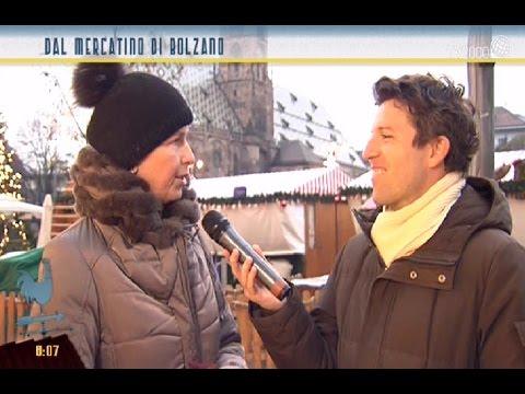 Ecco il Mercato Natalizio di Bolzano