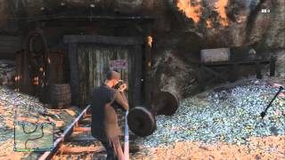 GTA 5: Hidden/Abandon Mine Shaft