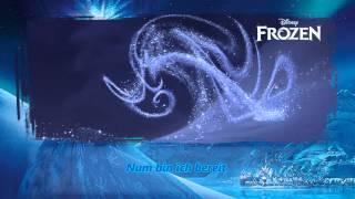 Frozen Let It Go [German] German Subtitle