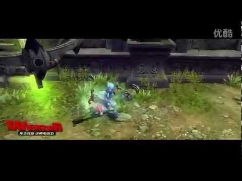 Dragon Nest Mercenary Combo Video By Wenzar