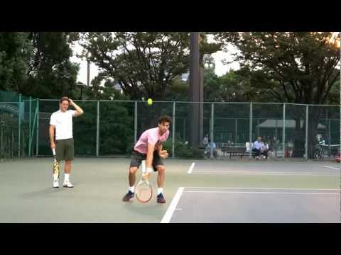 Grigor Dimitrov ~Tennis Trick Shot~ HD