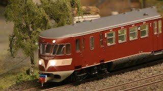 Die wunderschöne Modellbahn De Kempen von der Modelleisenbahn Gruppe MSG Valkenswaard