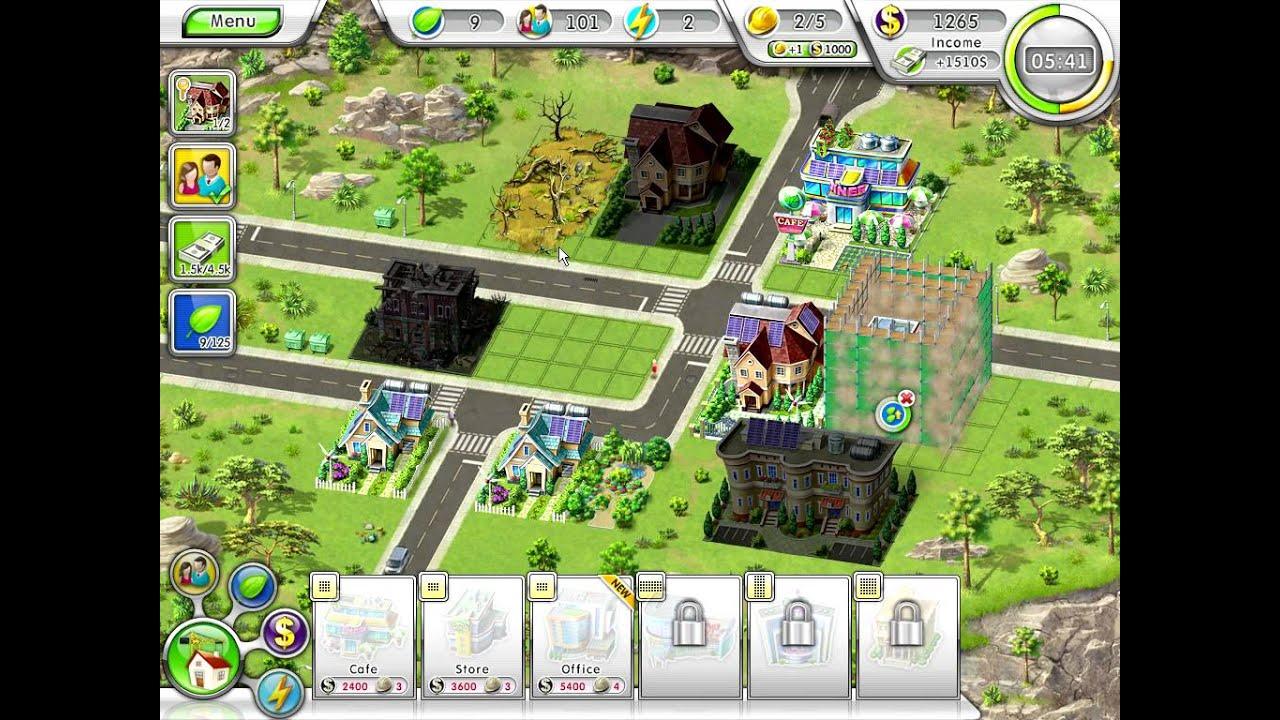 green city 2 level 23