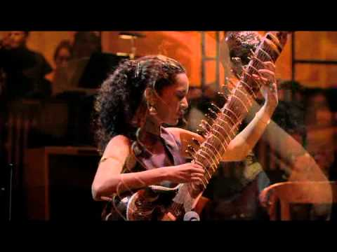 Anoushka Shankar - Your Eyes (Sitar Solo)