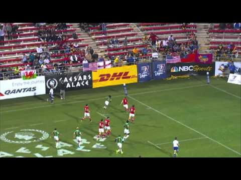 USA Sevens: Seven of the best tries!