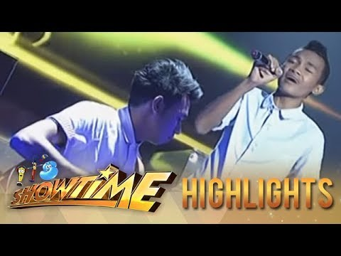 It's Showtime PINASikat: BMP belts out Air Supply