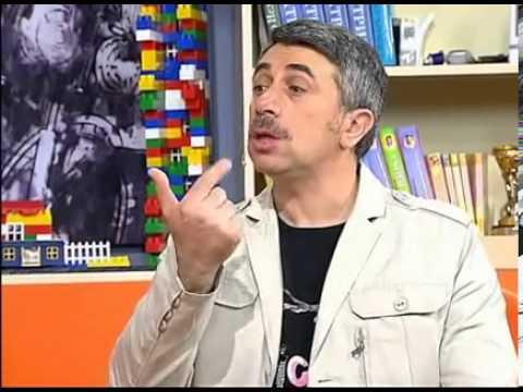 Герпес: школа доктора Комаровского