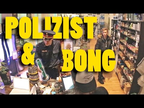 Polizei Prank - Polizist kauft