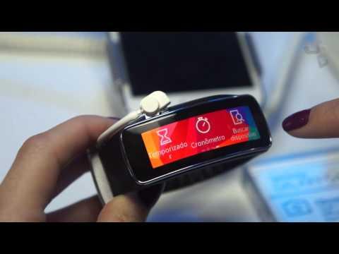 Testamos o Samsung Galaxy S5, Gear Fit e Gear 2 - Tecmundo