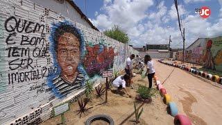 Projeto Becos de Arte revitaliza ruas da cidade