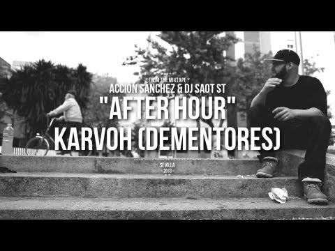 Acción Sánchez & DJ SaoT ST feat. Karvoh - Karvoh (Dementores)