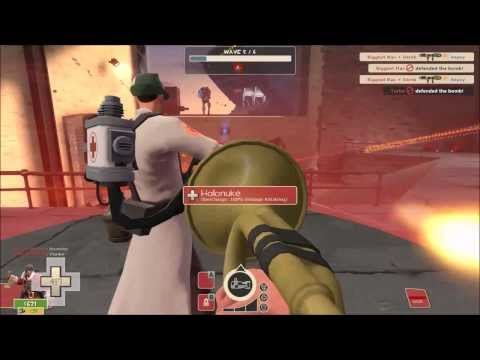 Team Fortress 2 : Operation Two Cities - Manhattan - Metro Malice