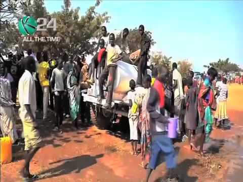 Machar's Forces March Forth Toward Bor, South Sudan