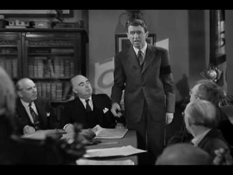 It 39 S A Wonderful Life 1946 James Stewart George Bailey 39 S Speech To Potter The Loan Board