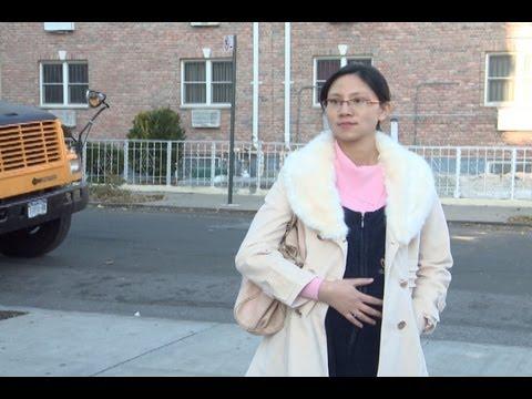 Một người mẹ Trung Quốc nỗ lực vì sự an toàn của ba thế hệ