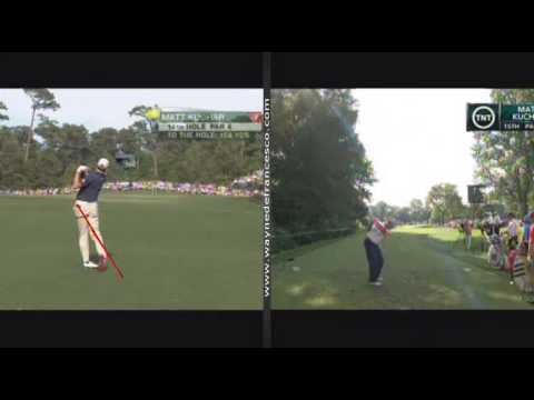 Matt Kuchar's Radical Swing Change: Golf Swing Analysis