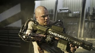 Elysium (2013) Starring Matt Damon And Jodie Foster Movie