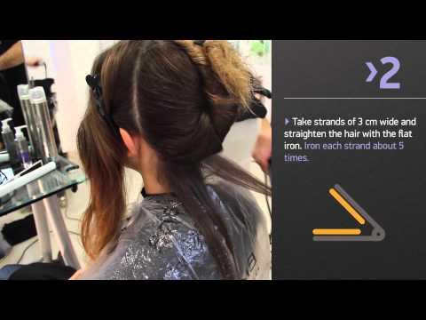 MasterKer M60 kerafruit relaxer -- Tutorial -- Erayba Hair Cosmetics