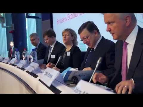 Brussels Economic Forum 2014 - Sustaining the Recovery