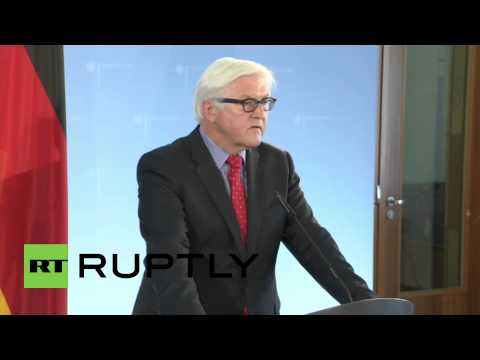 "Germany: ""Handling of MH17 bodies uncivilised,"" says Steinmeier"