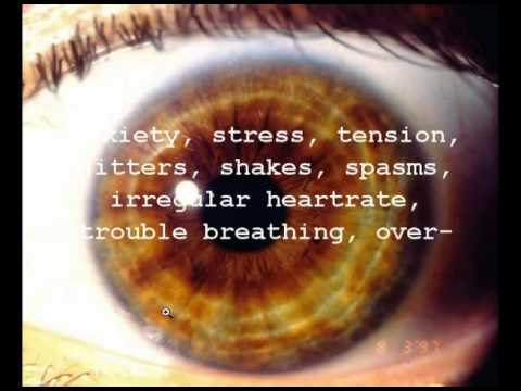 Iridology Lesson #4 - Nerve Rings & Nervous System Weakness Solutions