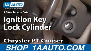 How To Install Replace Worn Out Ignition Lock Cylinder And