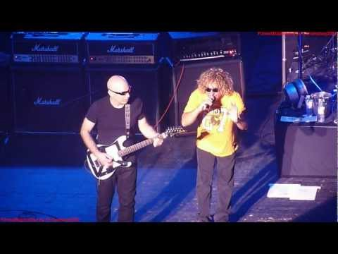 Chickenfoot - Future in the Past - Live at Brixton Academy London England 14 January 2012