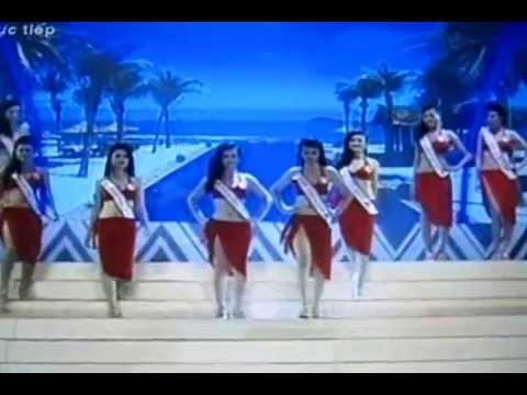 Hoa hậu các Dân Tộc Việt Nam 2013: Thi áo tắm.
