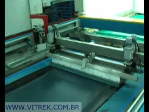 Máquinas de Serigrafia, Silk Screen