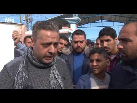 مواطنون يمنعون وفداً بحرينياً تطبيعياً من دخول قطاع غزة