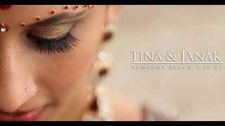 Tina Shah & Janak Patel - Cinematic Same Day Highlights (Hindu)