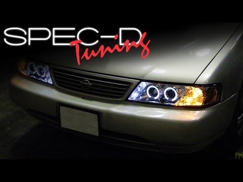 Specdtuning Installation Video 1995 1999 Nissan Sentra