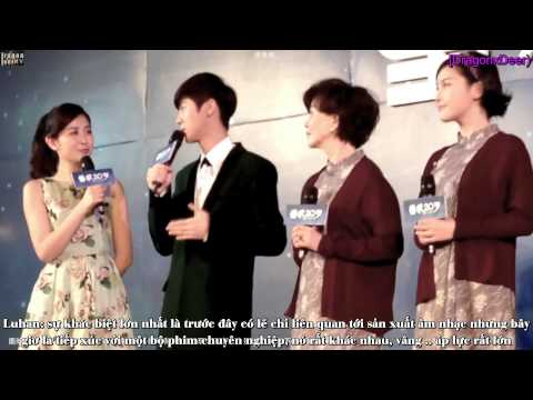 [VIETSUB] 141102 Back to 20 Press Conference - Luhan focus - FULL [HD FANCAM]